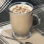 Рецепт приготовления кофе латте с корицей (вариант первый)