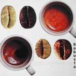 Смешанный кофе