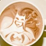Бэтмен в кофейной чашке