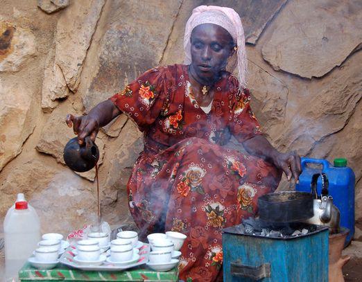 Традиции приготовления кофе. Эфиопия (окончание)