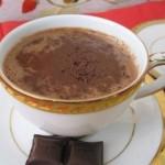 Рецепт приготовления шоколадно-кофейного коктейля