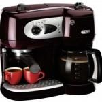Виды кофеварок: комбинированная кофеварка