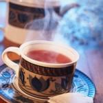 Рецепт приготовления орехового чая со льдом