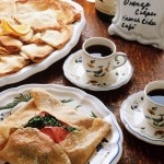 Рецепт приготовления блинов с кофе