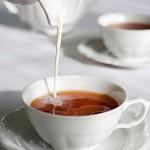 Чай со сливками – пить или не пить?