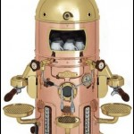 Кофеварка-робот
