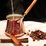 Приготовление напитка из кофейной шелухи (окончание)