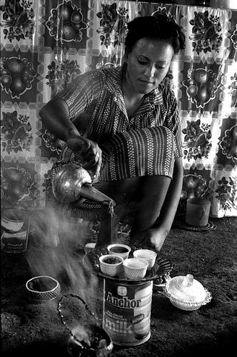 Традиции приготовления кофе. Судан (окончание)