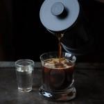 Рецепт приготовления орехового кофе со льдом