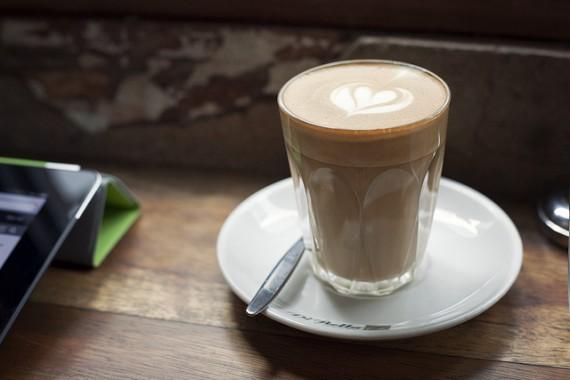 Рецепт приготовления кофе на молоке