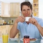 Мужчины чувствительнее женщин… к кофе
