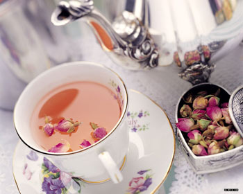 Красивая чайная церемония