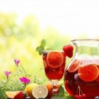 Чай из фруктов и ягод