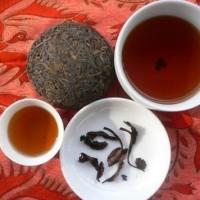 Чай  пуэр и улун: полезные свойства