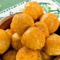 Медовые пончики по-гречески