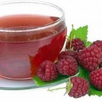 Полезные свойства чая из листьев малины