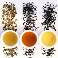 Основные сорта китайского чая.