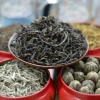 Китайский чай - 6 основных видов