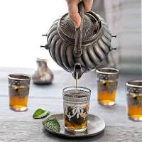 Как заваривают чай марокканцы