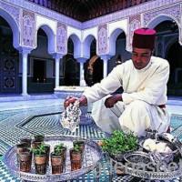 Марокканские чайные традиции