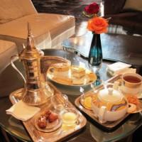 Особенности арабского и иранского чаепития