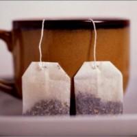 чай в пакетах