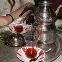 Как пьют чай в Турции