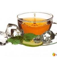 Холодный чай с освежающим действием