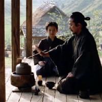 Чайная церемония, являющаяся  частью буддизма