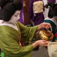 Ежегодный фестиваль чайных церемоний