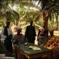 Чай в Африке