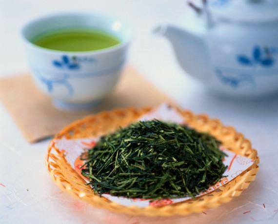 зеленый чай картинка
