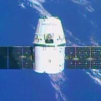 Космический лайнер Dragon везёт кофе – машину на МКС