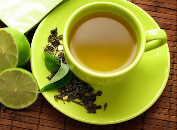 Зелёный чай для укрепления зубов и дёсен