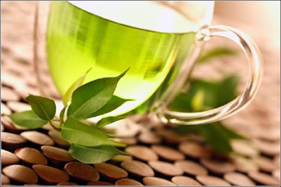 Зелёный чай защитит от излучения компьютера