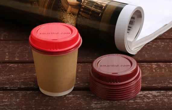 «Смышлёные» крышки для стаканчиков с кофе