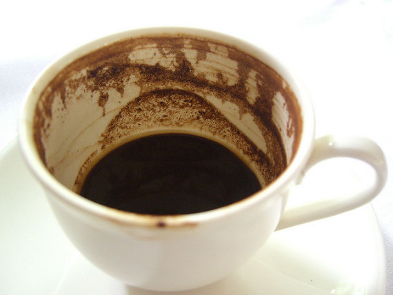 Кофейная гуща принесёт существенную пользу