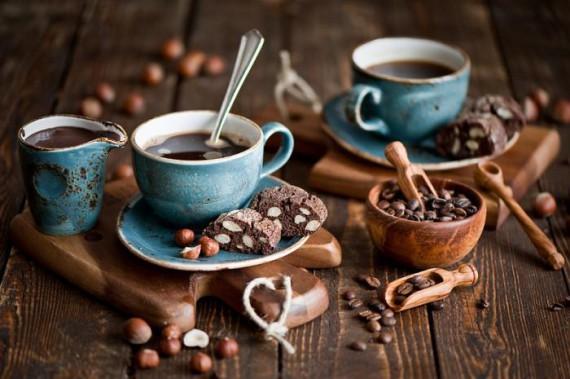 Норвежский кофе