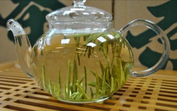 Откуда горечь в зелёном чае?