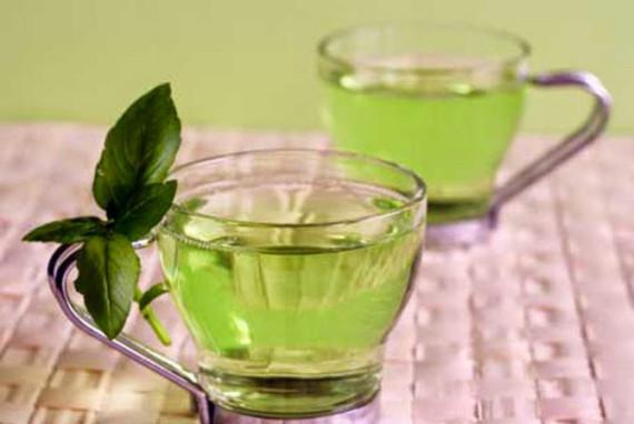 Чайные цветочные напитки