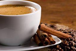 Кофе с добавлением пряностей
