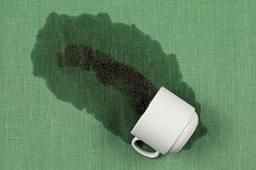 Пятна, оставляемые чаем
