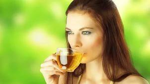 Для красоты каждой женщины полезен зеленый чай