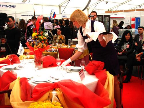 XIV выставка продукции питания «EXPOFOOD»
