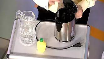 Вода из электрочайника не подходит для чая и кофе
