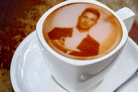 Изобретена новая технология на кофейной пене