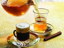Чай. Кофе