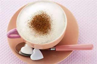 Cappuccino Blanko