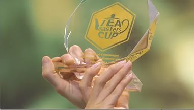 Анна Камышникова - призер TEA MASTERS CUP RUSSIA!