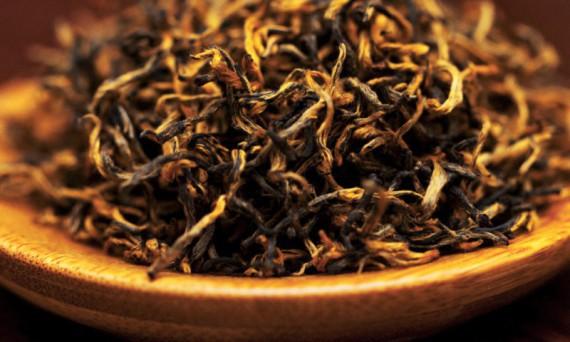 «Золотой» чай Китая